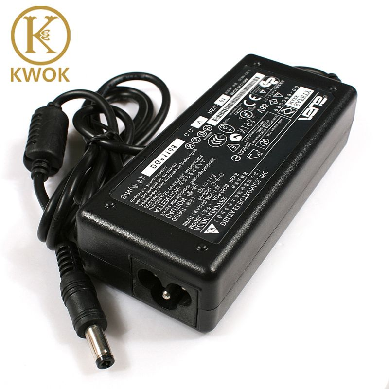 Hot Sale ! 19V 3.42A AC Power Adapter Laptop Charger For ASUS A40 A43 A53 A41 A2 A6 A8 F8 S1 U3 U5 N70 F83V k410 W3 W5 Free Ship