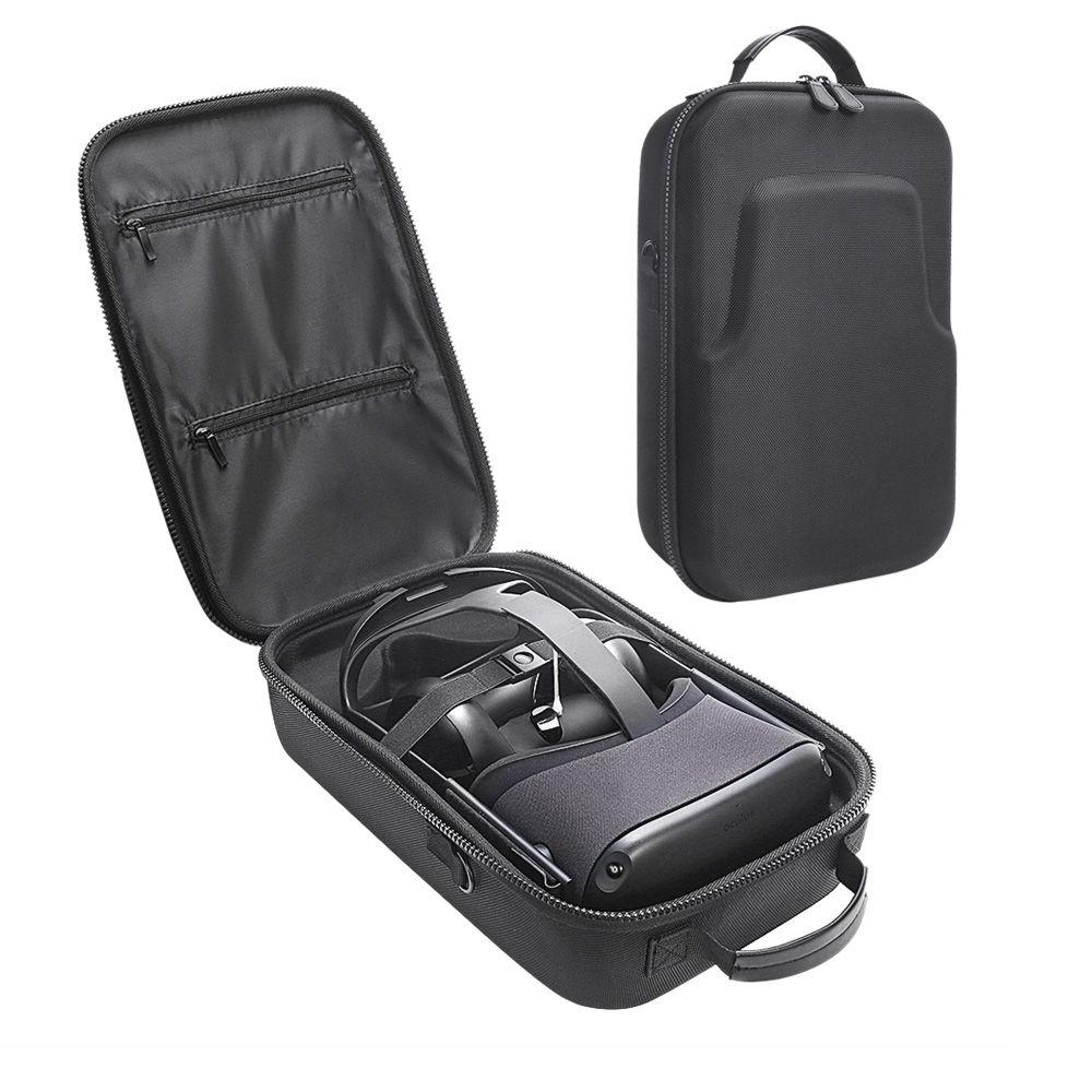Étui de voyage dur russe mallette de rangement étui de protection sac de transport pour Oculus Quest casque de jeu VR tout-en-un
