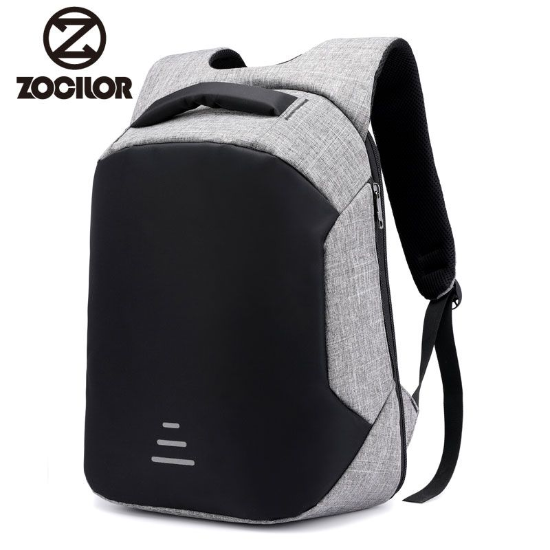 Generation USB Charge Anti Theft Backpack Men 15inch Laptop Backpacks Fashion Travel School Bags Bagpack sac a dos mochila