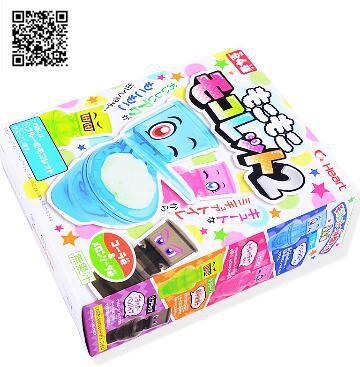Nouveau Enfants Popin Cookin Toilette Jouet bricolage à la main cuisine pretend jouet