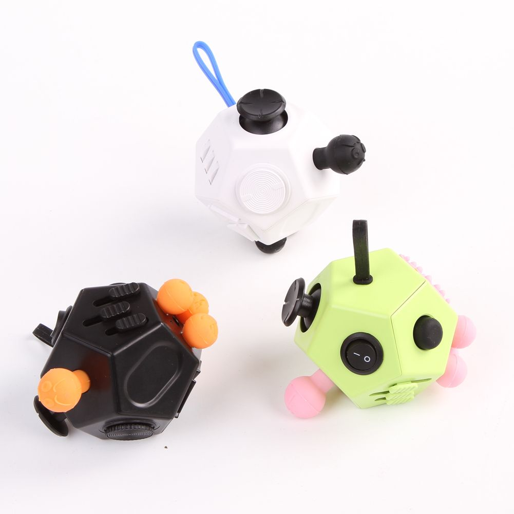 In Stock! NEW  Cube Toys for Girl Boys Gift The First Batch of The Sale Best Gift Anti Stress Cube
