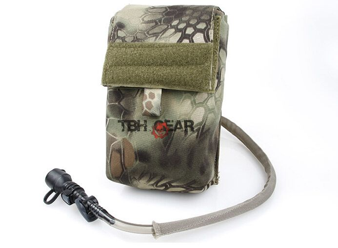 TMC 27 Unze Trinkrucksack mit Wasser Blase Airsoft Molle Trink Tasche in mandrake + freies Verschiffen (SKU12050439)