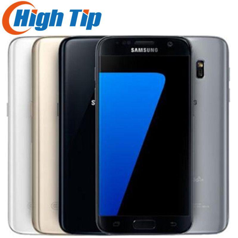 Samsung Galaxy S7 Vorlage LTE 4G handy Quad Core 5,1 ''12.0MP NFC WIFI 4G RAM 32G ROM Smartphone