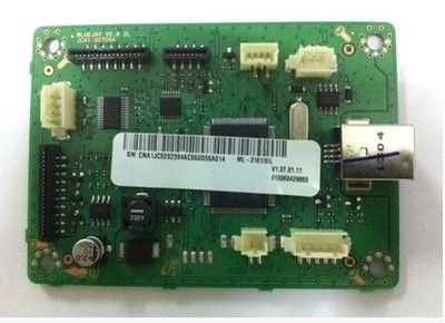 Original disassemble,For Samsung ML-2161 2165 2160 Motherboard Interface Board With Test Page Shipment