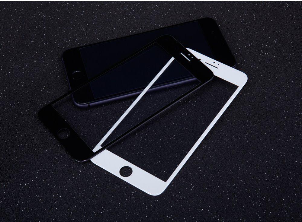 3D ARC 0,23mm vollständig decken AP + Pro Anti-Explosion Hartglas Displayschutz Nillkin Für iphone 7 plus gehärtetem (5,5 zoll)