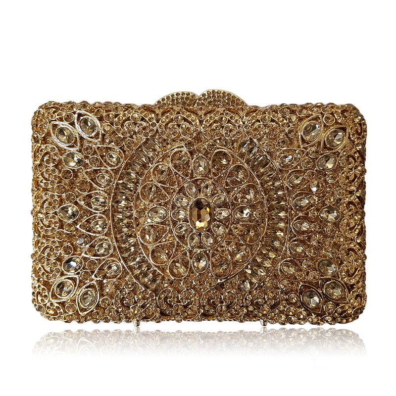Handmade maß ab kristall Clutch Abendtasche Clutch Bag Fashion Handgemachte Strass Kristall tasche