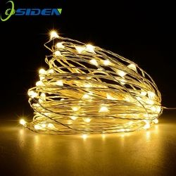 Fairy tale garland christmas led string lights 10M 33ft 5V USB powered outdoor Warm white/RGB festival wedding party decoration