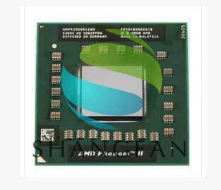 Laptop cpu processor AMD P940 HMP940SGR42GM 1.7GHz 2MB Quad Core Socket S1 (S1g4) PGA638