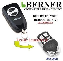 BERNER BHS121 pintu garasi remote control penggantian gratis pengiriman