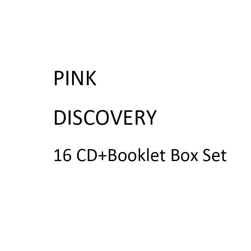 NEW PKFY Discovey BoxSet Complete Album Collection 16CD CD Box Set Brand New Factory SEALED