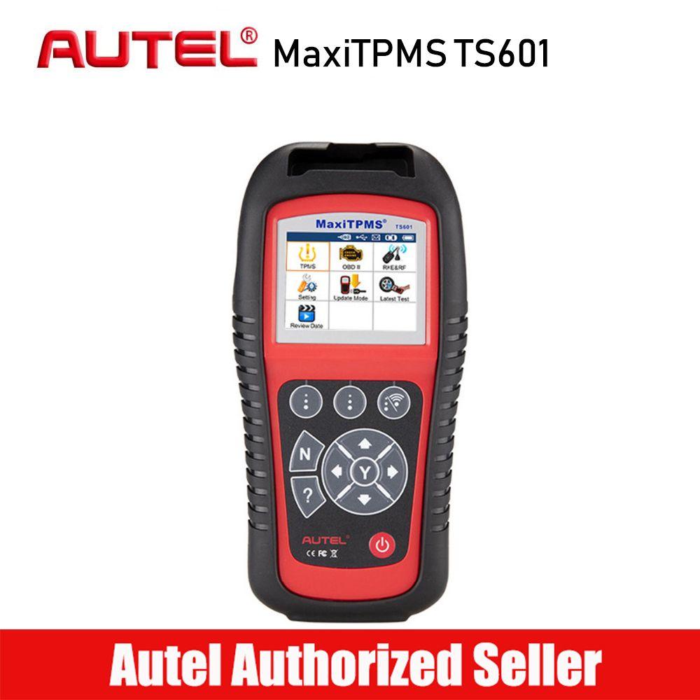 Autel MaxiTPMS TS601 TPMS Reset Tool Tire Pressure Sensor Relearn Activate Programming Tools OBD2 Scanner Diagnostic Scaner