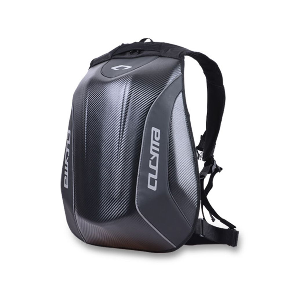 Motorcycle Waterproof Black Tank Bags  Multifunction Hard Shell Bag Motorcycle Riding Luggage Backpack Shoulder Seat Tail Pack