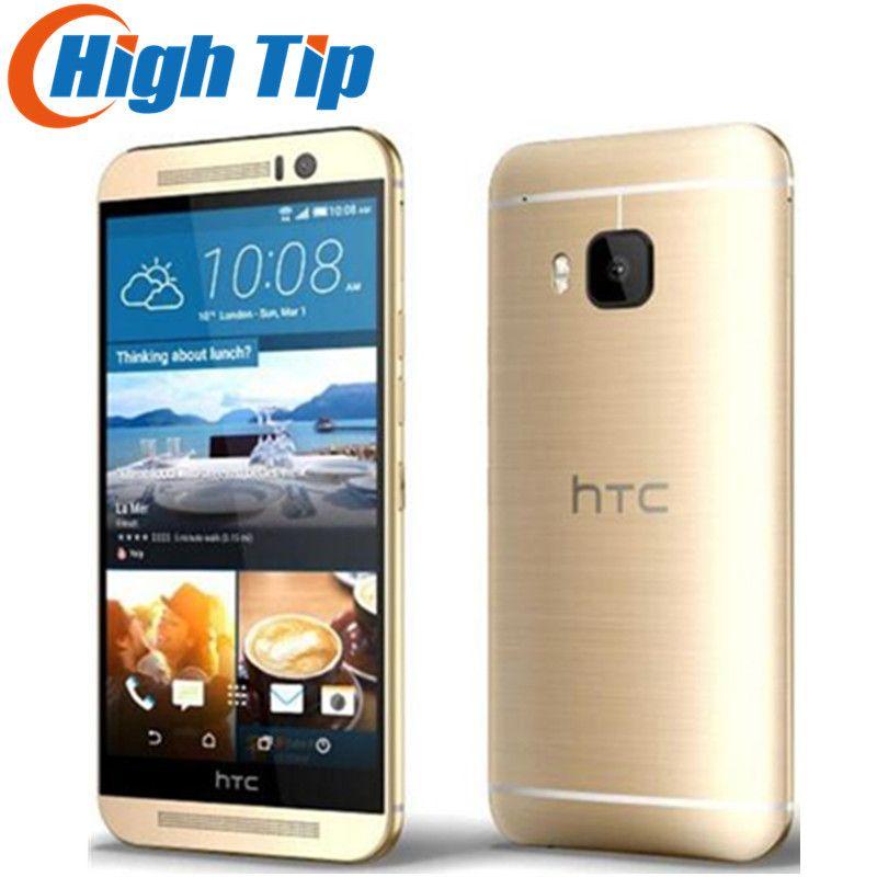 Original Unlocked HTC One M9 GSM 3G&4G Android Quad-core RAM 3GB ROM 32GB Mobile Phone 5.0
