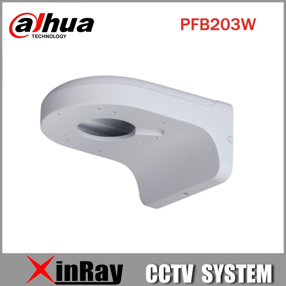 Dahua Bracket PFB203W for Dahua IP Camera Waterproof Wall Mount Bracket suit for IPC-HDW4431C-A Dome CCTV Camera DH-PFB203W