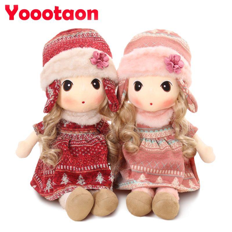 <font><b>40cm</b></font>/45cm Kawaii Original Mayfair stuffed doll 27 styles high quality Beautiful Dolls plush kids toys for children girls gifts