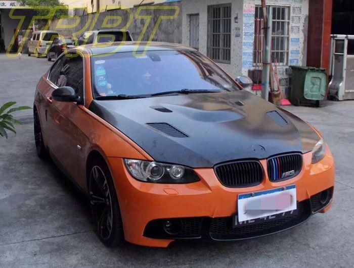 E92 E93 Hood Iron Front Bonnet Car Styling Tuning Parts Case For BMW 3 Series E92 E93 2007 2008 2009 2010 2011 2012
