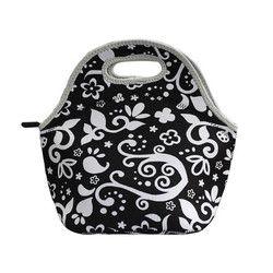 Обед термо-сумка Термальность изолированный неопреновый обед мешок Для женщин дети Lunchbags сумка-холодильник изоляция коробочки для обеда ме...