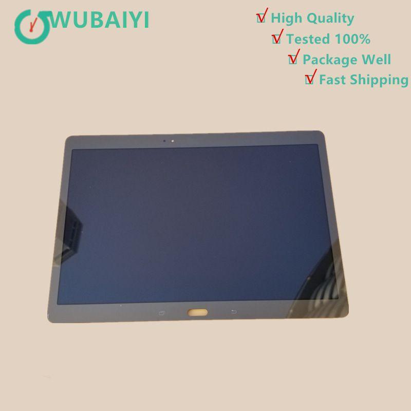 Hohe Qualität für Samsung Galaxy Tab S T800 T805 SM-T800 SM-T805 LCD Display mit Touch Screen Digitizer Sensor Vollversammlung