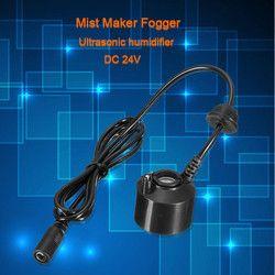 DC 24V 36mm Super Ultrasonic Mist Maker Fogger Fog Water Fountain Pond Atomizer Humidifier Atomizer Spray Head Home