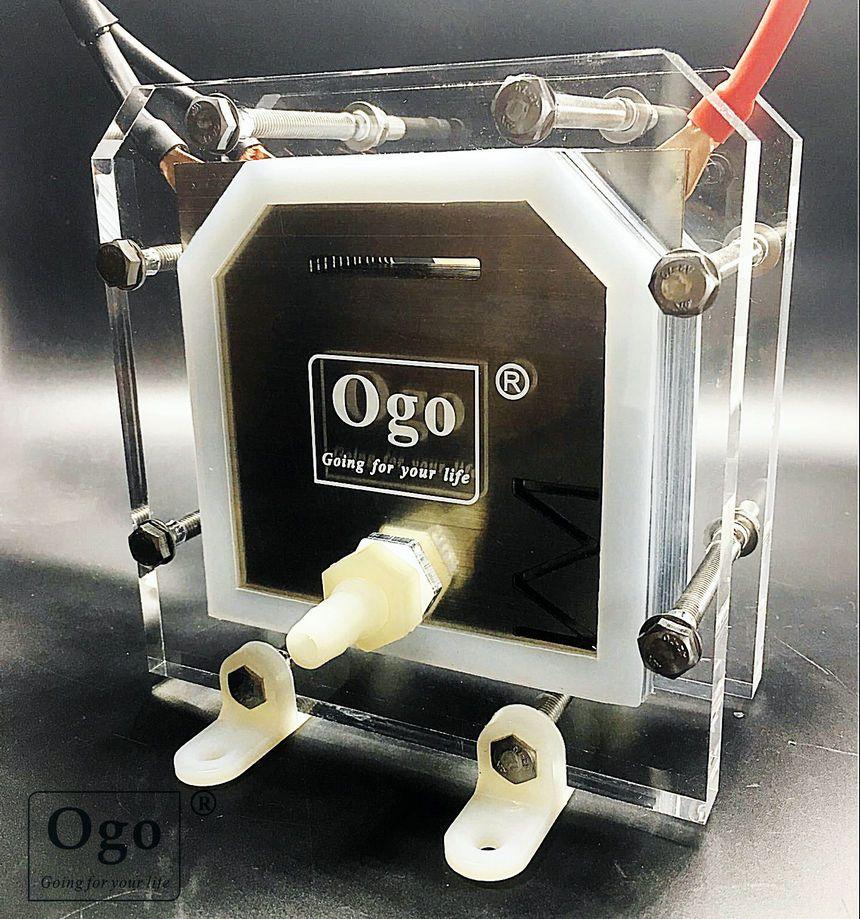 Nouveau générateur OGO HHO moins de consommation plus d'efficacité 13 plaques CE FCC RoHS certificats