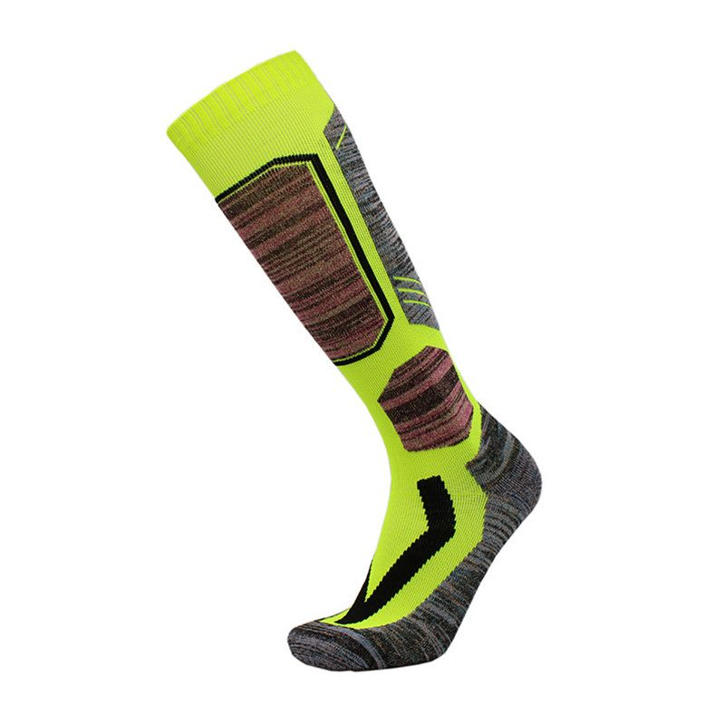 WILD SNOW Winter Warm Men Thermal Ski Socks Thick Cotton Sports Snowboard  Skiing&Hiking  Socks Thermosocks M&L