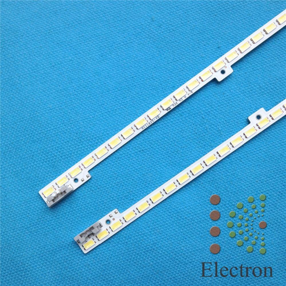 440mm Rétro-Éclairage LED Lampe bande 62 led Pour SamSung 40 pouce TV UA40D5000PR BN64-01639A LTJ400HM03 2011SVS40 FHD 5K6KH1 1CH PV