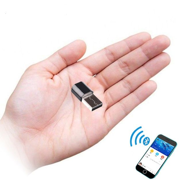 Portable Mini Bluetooth Receiver Adapter Stereo Music Wireless Speakers Audio Receptor USB 3.5mm RCA AUX for Amplifier