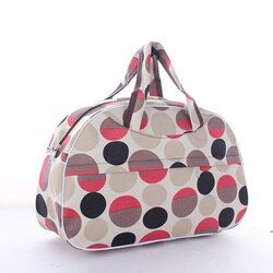 TEXU nuevo equipaje impermeable mujeres bolsa de viaje portátil bolsa de viaje de alta calidad