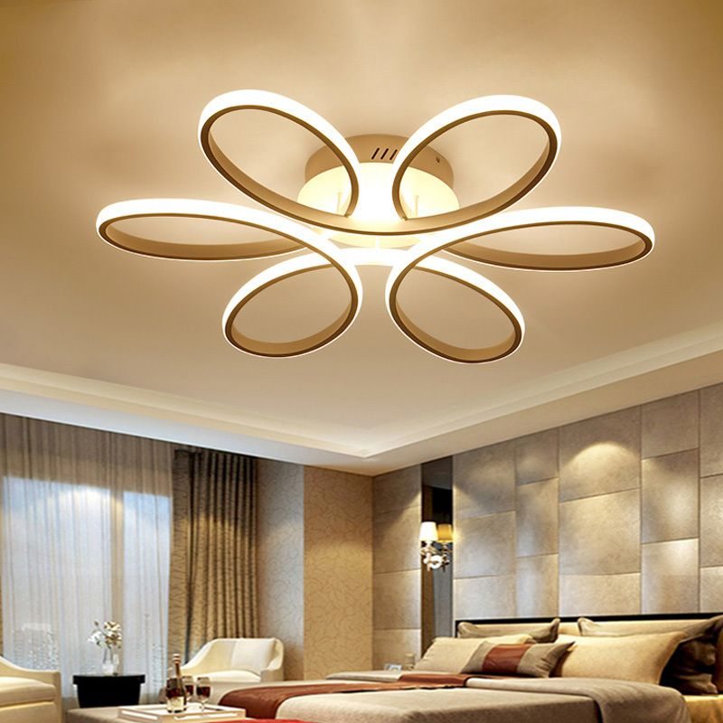 Modern Ceiling Lights LED Luminaires Indoor Home Kitchen Lamp Fixtures For Dining Living Room Bedroom Lighting Lampara Techo