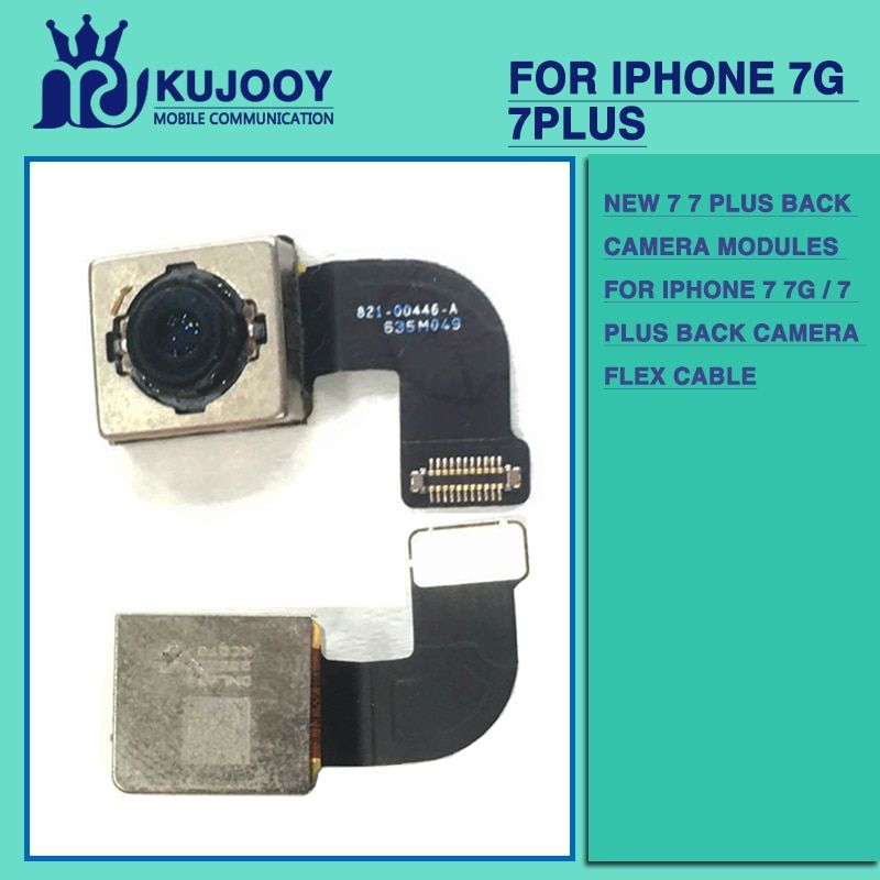 New 7 7 Plus Back Camera modules For iPhone 7 7G / 7 Plus Back Camera Flex Cable