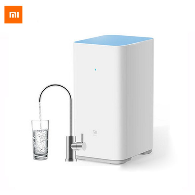 Original Xiaomi Smart Mi Water Purifier Xiaomi Water Purifier Home Water Filters clean Health Water & WIFI Android IOS Phone App