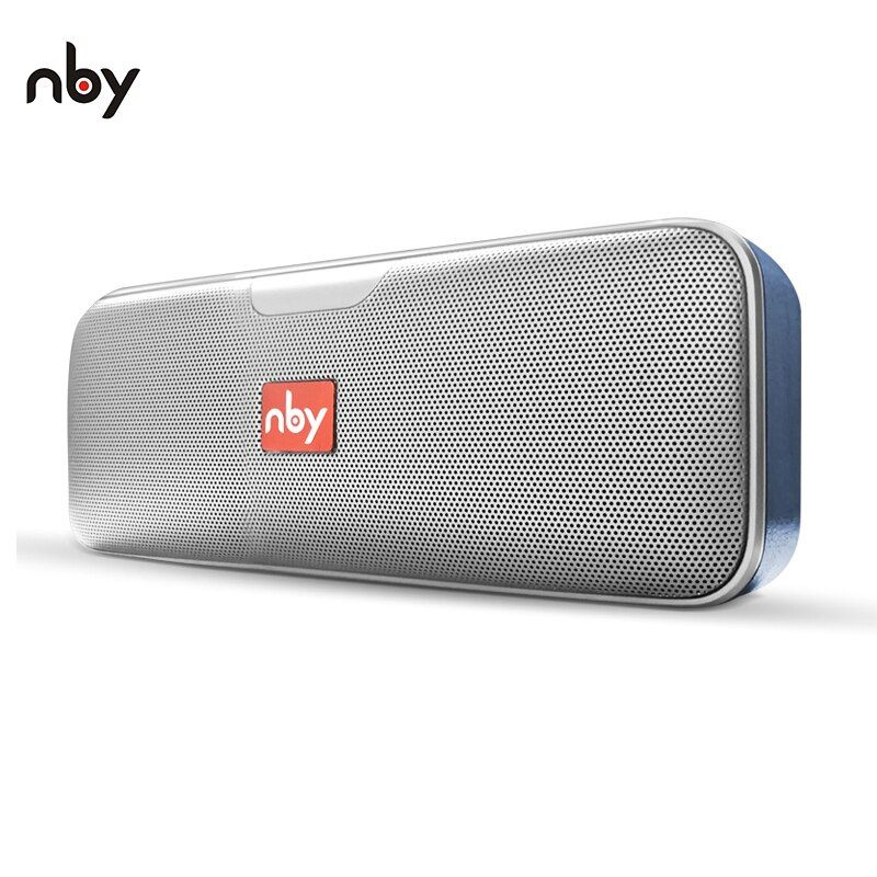 NBY 3040 Bluetooth Lautsprecher Tragbare Drahtlose Lautsprecher Sound System 10 watt Stereo Musik Surround mit Eingebautem Mikrofon für Telefon