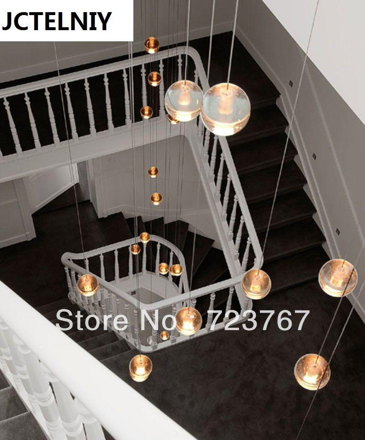 Горячие 14 огни современные Clear литое СФЕРА/Ball люстра с хром круглое основание из нержавеющей стали
