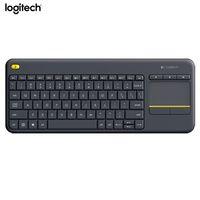 Logitech Wireless teclado táctil K400 Plus con panel táctil integrado por Internet-televisores conectados