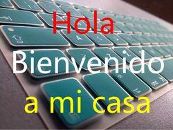 2016 Nueva silicona teclado cubierta para MacBook Air pro 13 15 17 protector para Mac teclado de libro español España UE