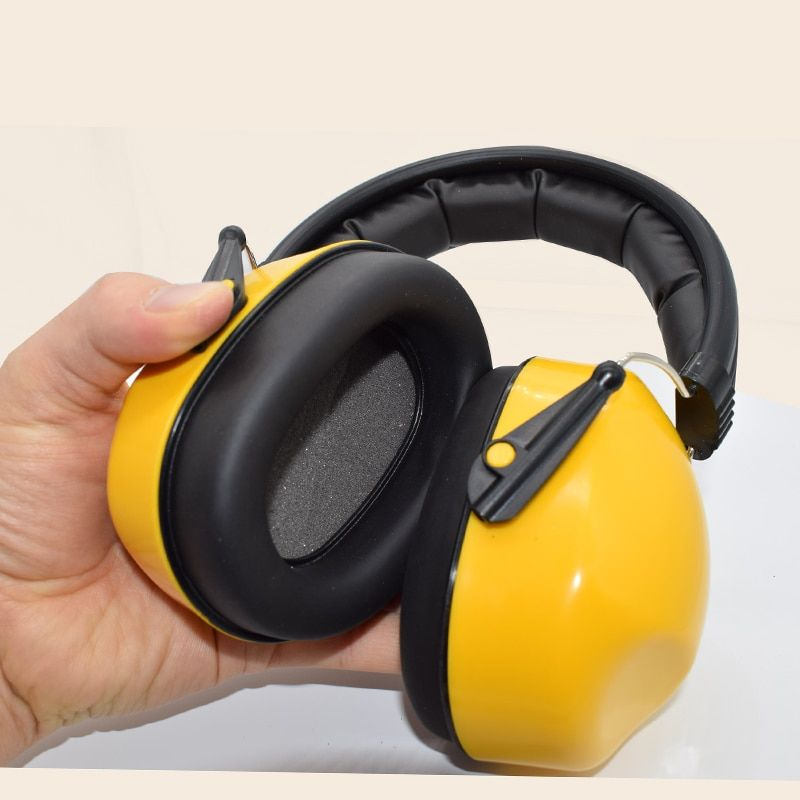 Bouchons d'oreille escamotables insonorisés professionnels protecteurs d'oreille de protection d'audition de sommeil pour le tir extérieur de chasse de bruit