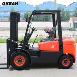2500 kg Diesel Alimenté Chariot Élévateur Camion La Meilleure Marque de Chariot Élévateur