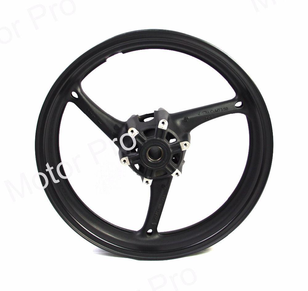 Front Wheel Rim For Suzuki GSXR 1000 2009 - 2016 Motorcycle CNC Aluminum GSX R GSX-R 600 750 2010 2011 2012 2013 2014 2015
