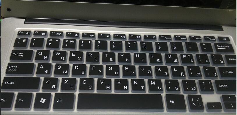 Die Russische Abdeckung für YEPO laptop Russische tastatur layout für YEPO Laptop