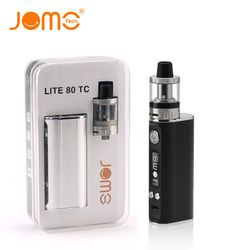 JOMOTECH 80w Vape Box Mod Kit 2600mAh Battery Electronic Cigarette 2ml 0.4ohm Atomizer Lite 80 Adjustable E Cig Kits Jomo-130
