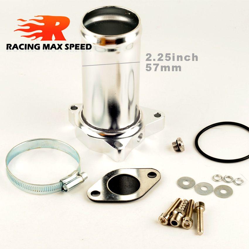 57 mm 2.25 inch hotsales EGR valve replacement for VW 1.9 TDI 130/160 BHP Diesel egr delete kits egr02