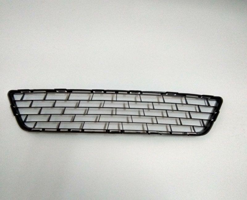 ABS plastic Front Center Racing Grills Billet Grille Cover For  2012-2014 Nissan sylphy sentra  1PC lower part