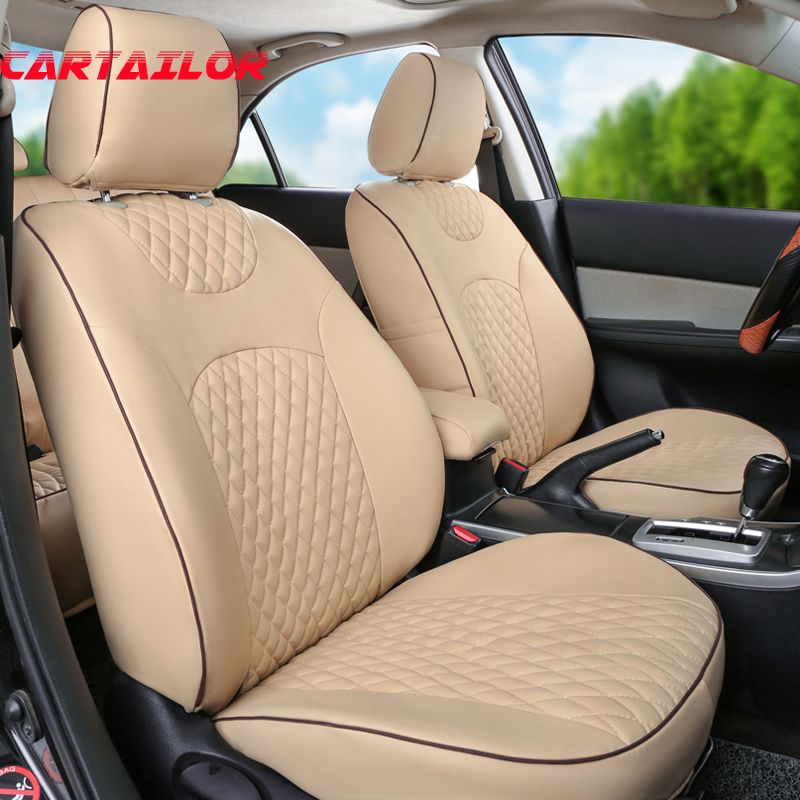 CARTAILOR Cover seats for lexus nx200t nx200 nx300h car seat covers inner accessories set PU leather covers for lexus car seat