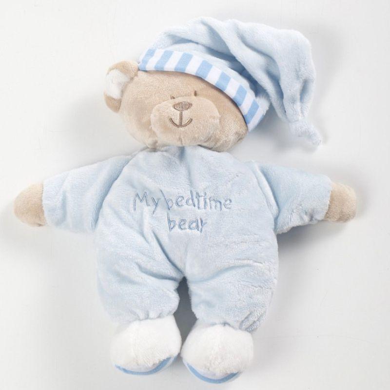 Nouveauté apaiser bébé jouets en Peluche poupée dormir ours en Peluche enfants bébé sommeil jouets pour enfants réconfortant poupée avec