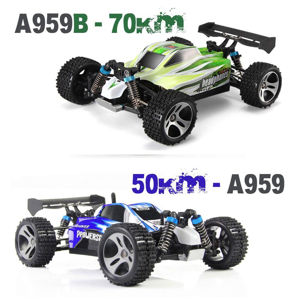 Tops kinder Spielzeug Geschenk RC Auto 2,4G Radio Fernbedienung Modell Skala 1:18 Rally Stoßfest gummiräder Buggy Highspeed Gelände