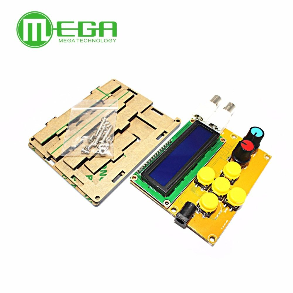 M2 DDS low frequency signal generator, sine wave, Fang Bo, triangle wave