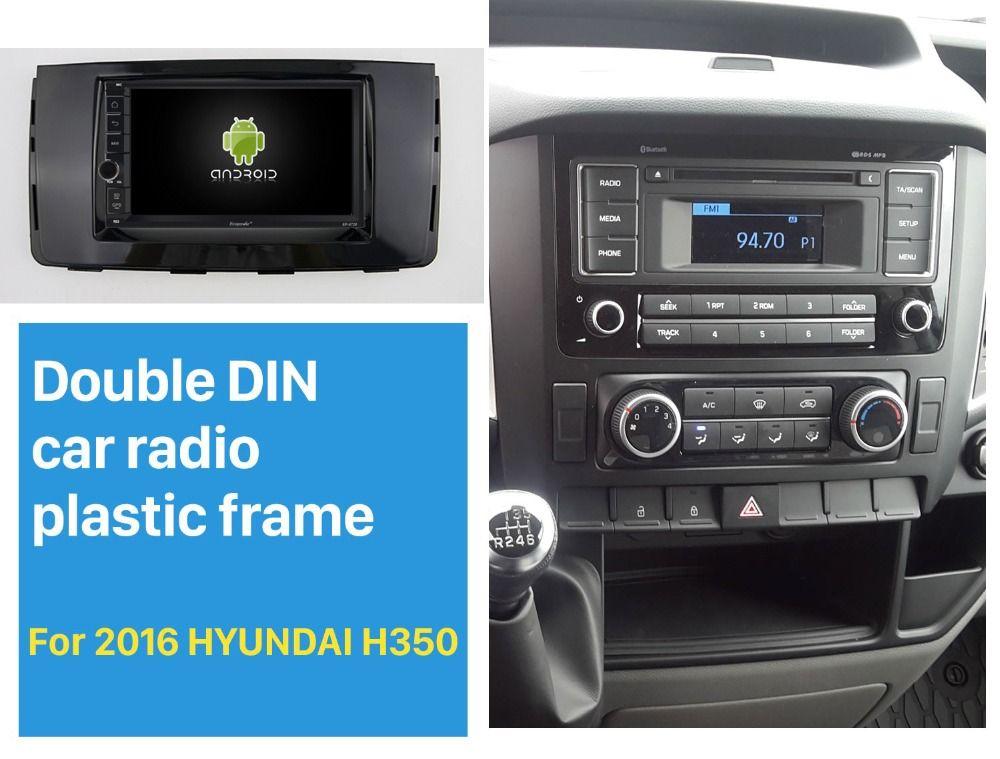 Navirider Android 8.1 auto multimedia-player auto radio band recorder (rahmen + radio serie) fit für HYUNDAI H350 2016 gps