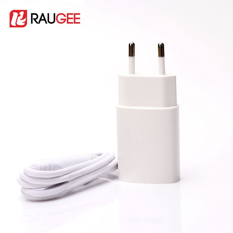 For <font><b>Blackview</b></font> BV6000 Charger + Micro USB Cable 100% New EU Europe standard Charging Adapter Phone accessory For BV6000S