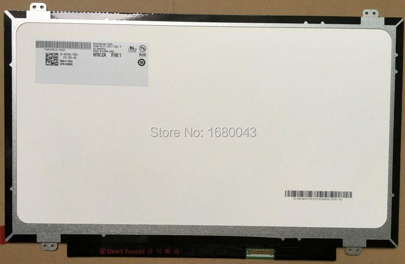 B140XTN02.E fit B140XTN02.4 LP140WH8 TPC1 N140BGE-EA3 E33 B140XTN02.A B140XTN02.D eDP 30 Pin LCD LED Display SCREEN