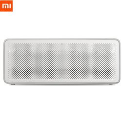 Original Xiaomi Bluetooth Speaker 2 Square Box Portable  Mini Stereo Bass Speaker bluetooth V4.2 for iPhone for Android phones